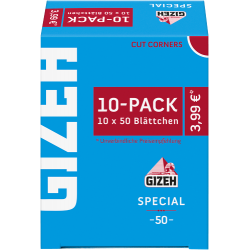 GIZEH Special 10-Pack