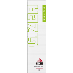 GIZEH King Size Slim Super...