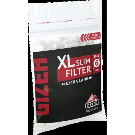 GIZEH BLACK® XL Slim Filter
