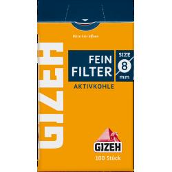 GIZEH Feinfilter Aktivkohle
