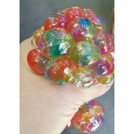 Antistress Ball mit Kügelchen 6cm