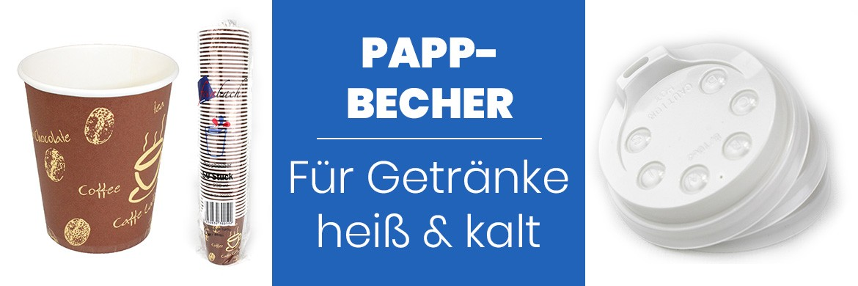 Pappbecher